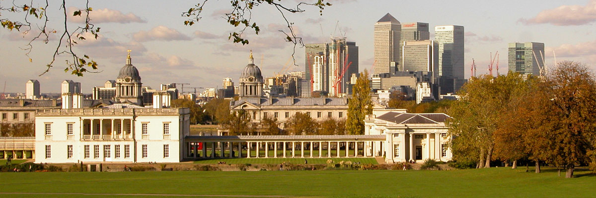 Queen's-House-and-Canary-Wharf