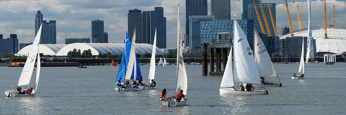 River-Thames-dinghy-race